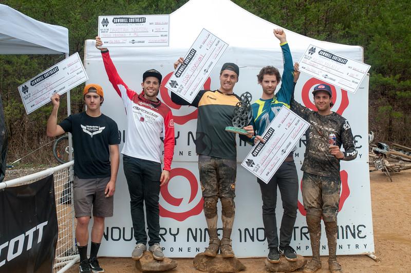 Pro Men:  1st Place Isak Leivsson; 2nd Place Dakotah Norton; 3rd Place Kirah Mackinnon; 4th Place Neko Mulally, 5th Place Luca Shaw