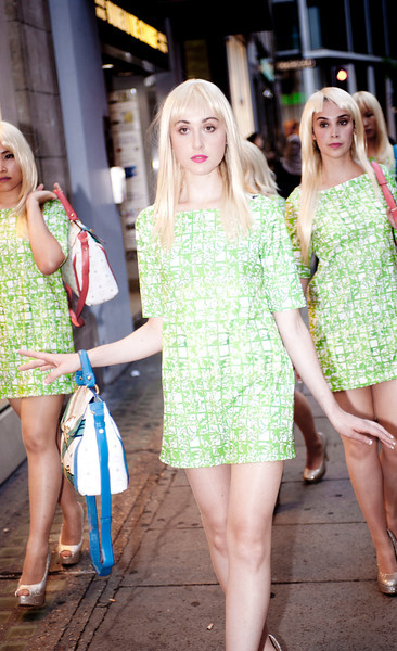 Green Lily Promotion<br /> by MCM London<br /> organized by SUUM Project