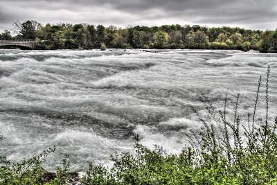 Niagara Falls, the American side