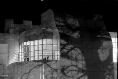 Des Moines Science Center eaten by tree. Film at 11