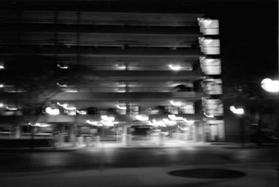 Car Park Entrance 2010