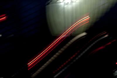 Night Lights in Motion