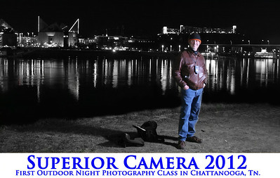 Superior Camera Night Photography Class 2012