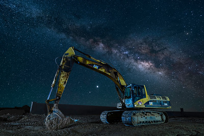 Industrial Astrophotography
