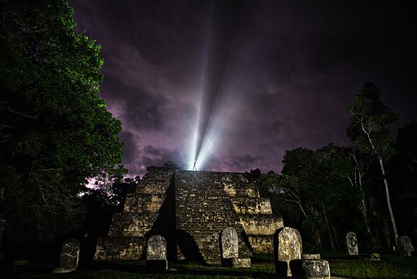 Tikal Temple 2019