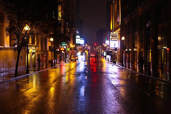 Tremont Street - Boston MA