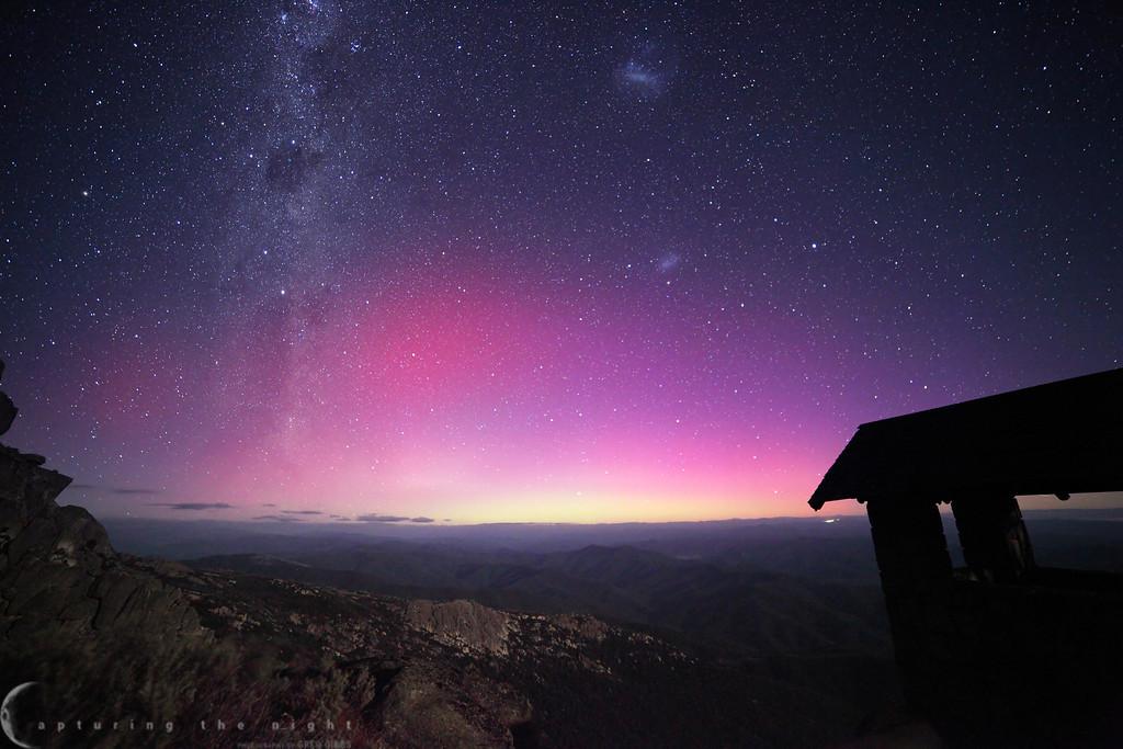 """""""Aurora In The Alps"""""""