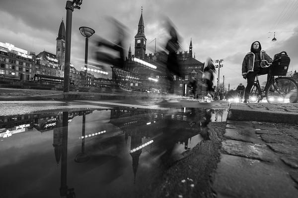 Copenhagen commuting