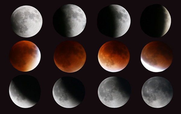 Super Blood Moon Eclipse 9/27/2015