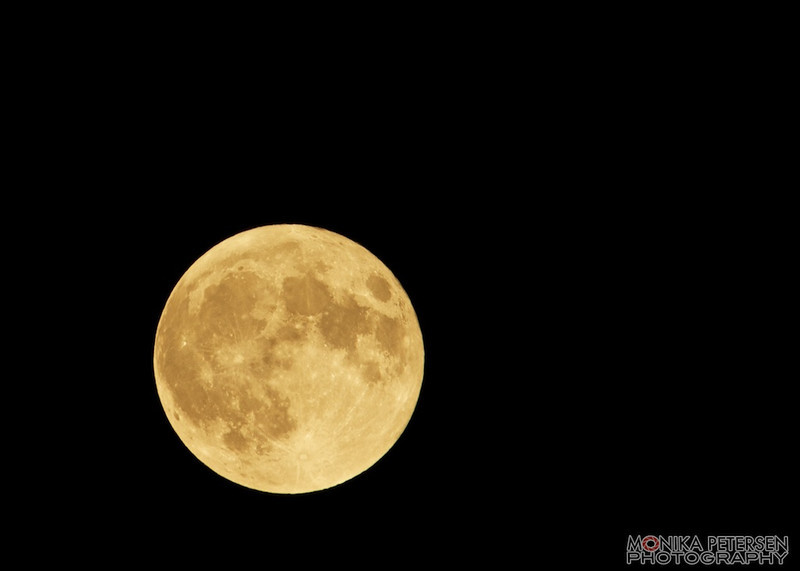 Super Moon, May 5th 2012<br /> ©2012 monika petersen photography