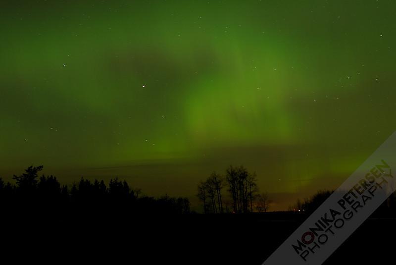 Aurora Borealis, April 11th 2011
