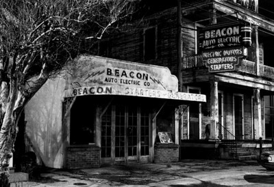 Beacon Electric, Tulane Avenue, New Orleans