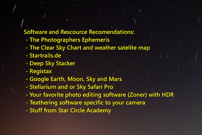 ECP Night Software