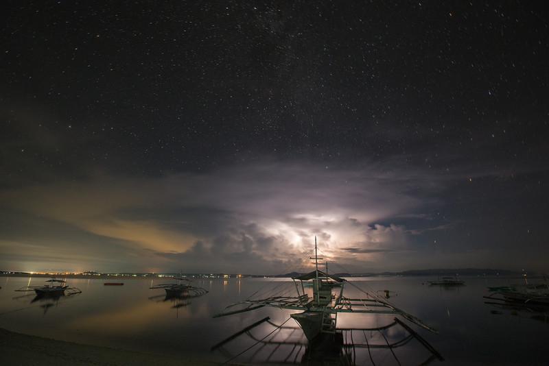 Lightning Storm over Bohol