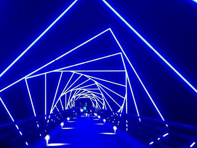 Nightime Biking Adventure