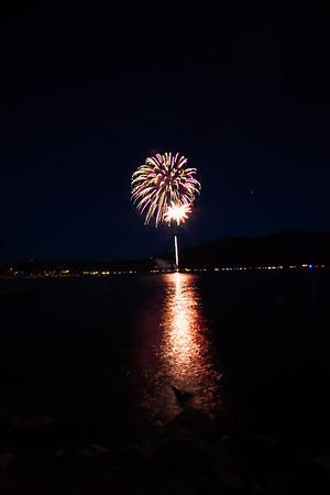 Chelan Fireworks