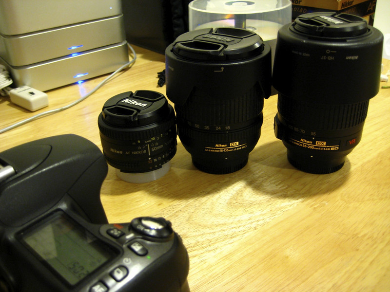 Which lens to choose?
