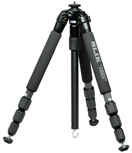 Pro 614 CF Carbon Fiber Tripod Legs, 4-Section - Supports 6.6 lb (3 kg)