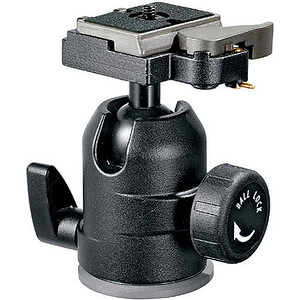 Bogen Manfrotto 488RC2 Ball Head with Quick Release Plate