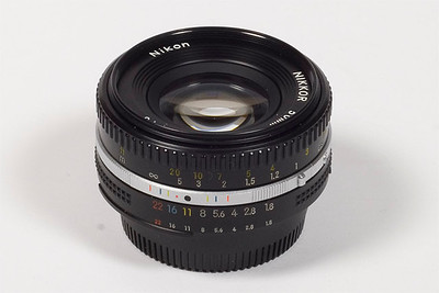 Nikkor Ai-S 50mm f/1.8