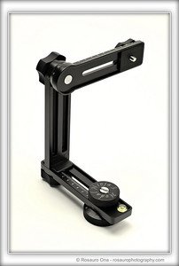 SOLD. Nodal Ninja 3 panoramic photography bracket, for multi-row panoramics