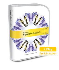 Microsoft Expression Media 2.