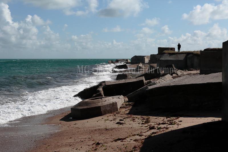 Néville sur mer, batterie Blankenese, f/9,5, 1/1000, iso 200, 54 mm