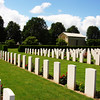 Bayeux British Cemetary at Normandy France