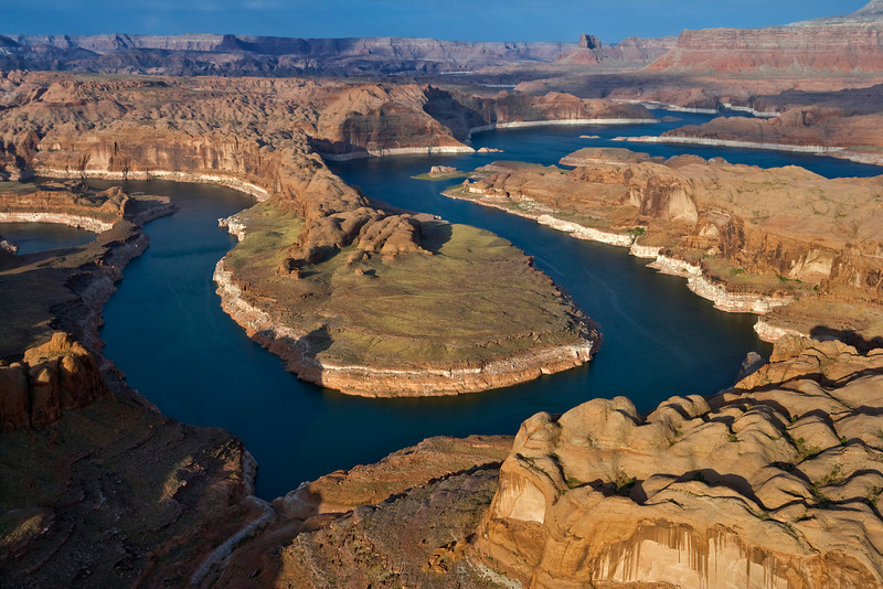 Meandering Waters of Glen Canyon - Lake Powell