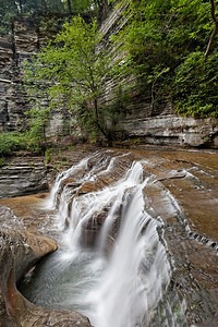 Buttermilk Falls State Park, New York