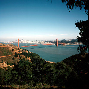 Golden Gate Bridge, San, Francisco, California