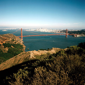 Golden Gate Bridge, San, Francisco, California