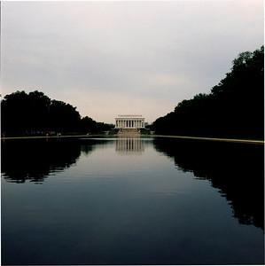 Lincoln Memorial, Reflecting Pool, Washington, D.C.