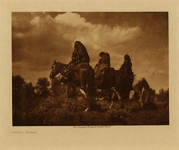 North American Indian Edward S Curtis