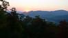 Sunrise in Waynesville