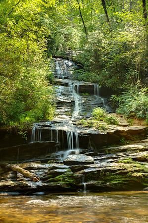 Deep Creek Waterfall