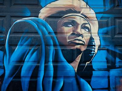 Mural, Asheville, NC