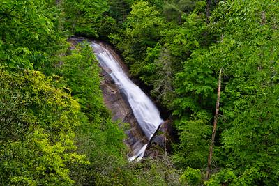 Bearwallow Falls, Gorge's State Park, North Carolina