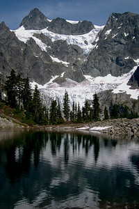 Mount Shuksan in the North Cascades, 2003