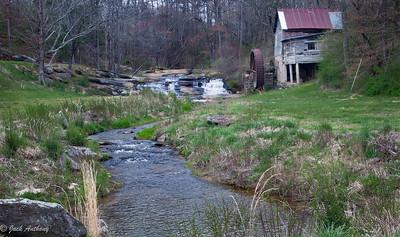 Lauderrmilk Mill, Hwy 197, Mt. Airy, Ga.
