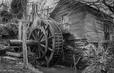 Johnson Grist Mill - 156 Cooley Woods Rd. Cleveland, Ga.