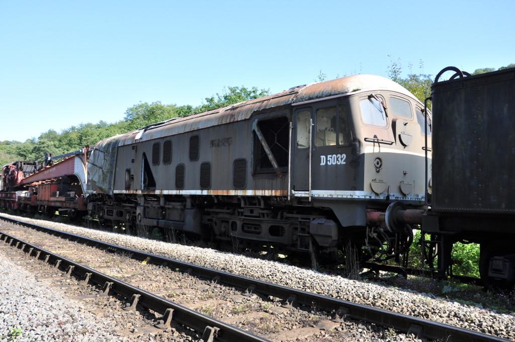 D5032, Grosmont.