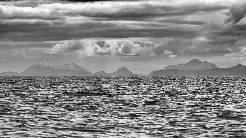 skye from the sea