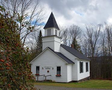 1845 Church, Granby, VT