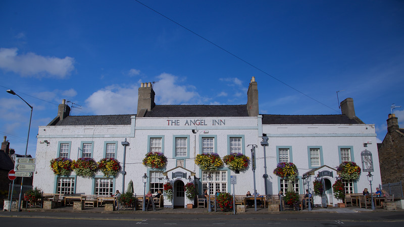 Angel Inn Corbridge October 2016b