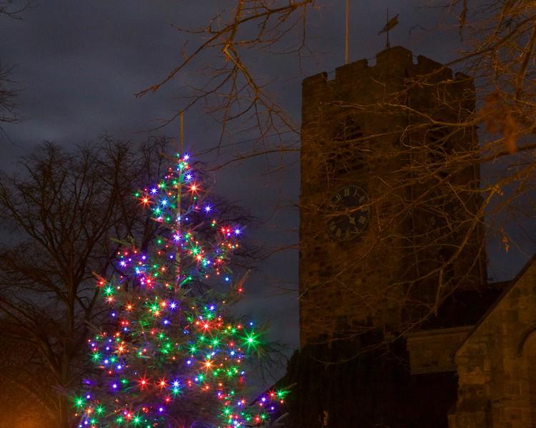 Corbridge Northumberland Christmas 2016b