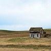 An abandoned farm house in the Palouse.