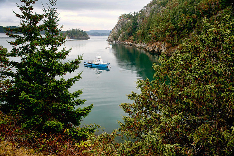 Quiet Inlet - Orcas Island, Washington