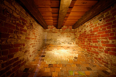 The Dungeon, deep within Akershus Fortress.