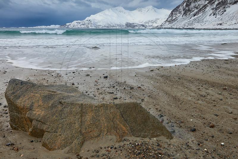 Grøtfjord Beach